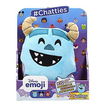 Disney Emoji Chatties Sulley Series 1 leketøy