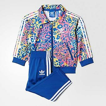 Adidas Infant Soccer Firebird Full Tracksuit Set AI9994