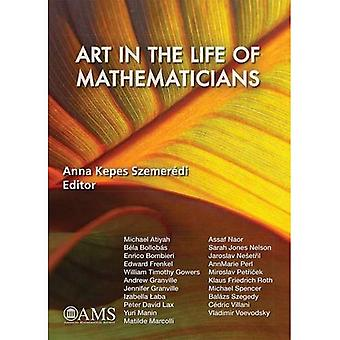 Art in the Life of Mathematicians