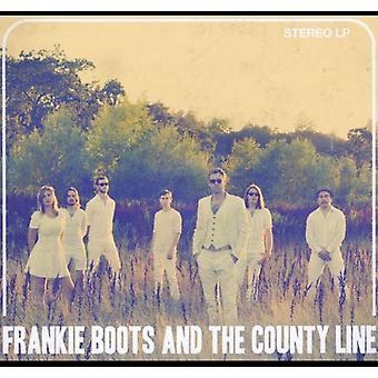 Importer des Frankie Boots & la limite du comté - Frankie Boots & USA County Line [CD]