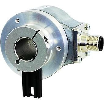 Incremental encoder Kübler Sendix 5020 3600 null Shaft diameter: 15 mm RS 422