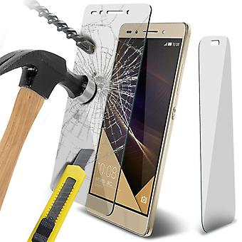 i-Tronixs Huawei Honor 7 Screen Protector 9H Super hardness Glass -Clear (Pack of 3)