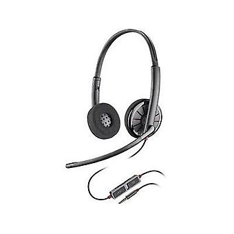 Phone headset 3.5 mm jack Corded Plantronics Blackwire C225