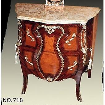 baroque chest of drawers cupboard louis pre victorian antique style MoKm0718