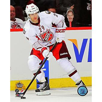 Jason Pominville 2012 NHL All-Star Game Skills Competition Photo Print