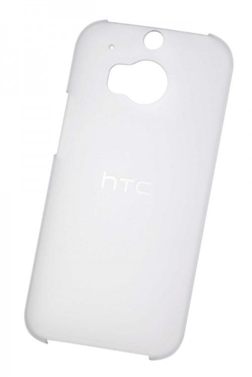 HTC HC C942 Hard Cover Case for HTC One M8 - Milk clear