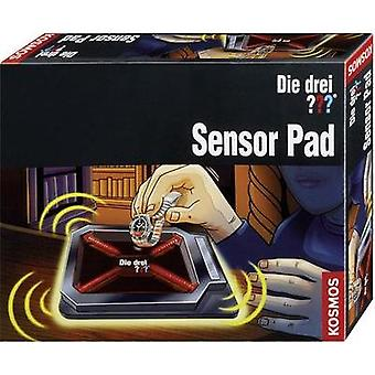 Science kit Kosmos Die drei ??? - Sensor Pad 631338 8 years and over