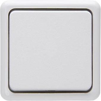 Kopp Switch Standard surface-mount Arctic white 514402000