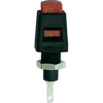 Spring-loaded mounting terminal Red 5 A Schützinger ESD 4323 RT