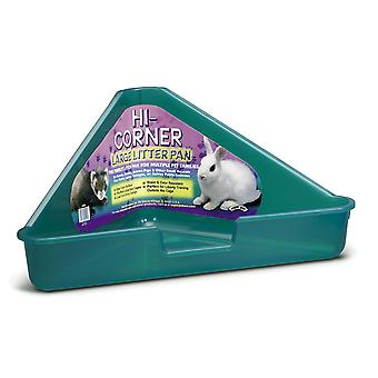 Superpet Litter Pan Corner Large 51x28x23cm (20x11x9