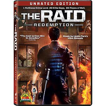 Raid: Redemption (2012) [DVD] USA import