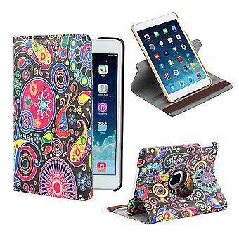 360 stopni Design Book case dla Apple iPad Mini 4 Gen - Jellyfish