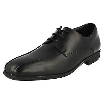 Boys Clarks School Shoes Willis Lad