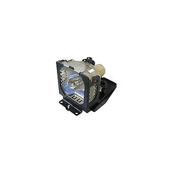 GO Lamps-Projector lamp (equivalent to: Dell 310-7578, 725-10089)-P-VIP-260 Watt-2000 hour (s)-for Dell 2400MP