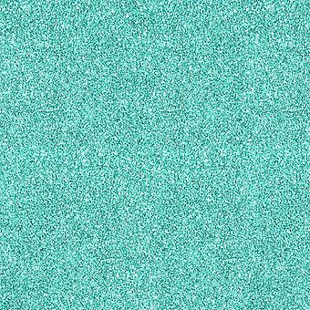 Teal Green Sparkle Glitter Wallpaper Quality Designer Heavy Weight Vinyl 701355