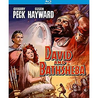 David et Bethsabée (1951) [Blu-ray] USA import