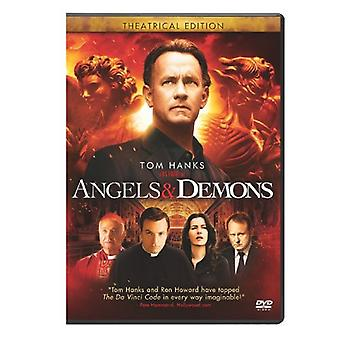 Angels & Demons [DVD] USA import