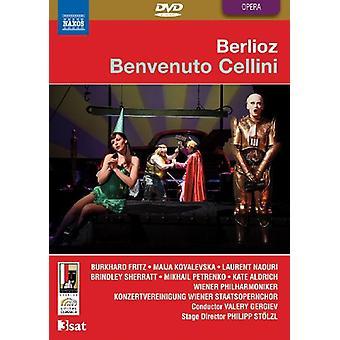 H. Berlioz - Benvenuto Cellini [DVD] USA import