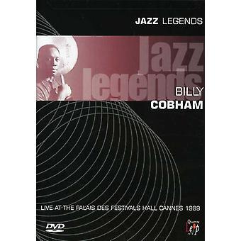 Billy Cobham - Live Palais Des Festivals Hall Cannes 1989 [DVD] USA import