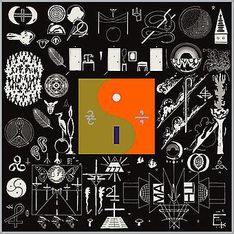 Bon Iver - 22 en Million [Vinyl] USA importerer