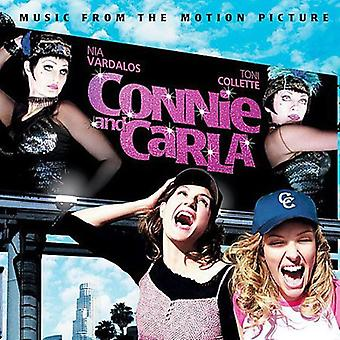 Various Artists - Connie & Carla [CD] USA import