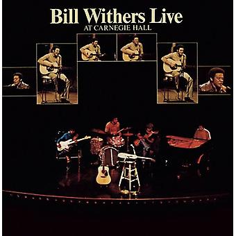 Bill Withers - Live at Carnegie Hall [CD] USA import