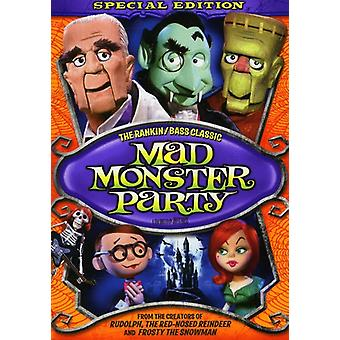 Gale Monster partiet [DVD] USA import
