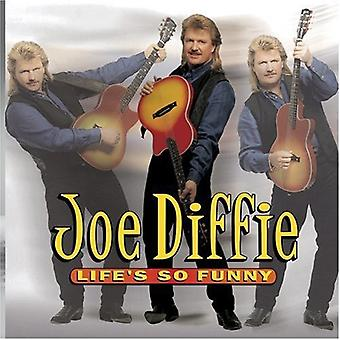 Joe Diffie - Life's So Funny [CD] USA import
