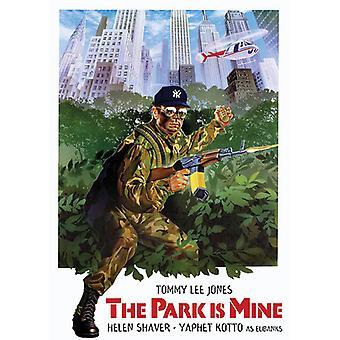 Park Is Mine (1986) [DVD] USA importieren
