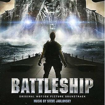 Steve Jablonsky - Battleship [Original Score] [CD] USA import