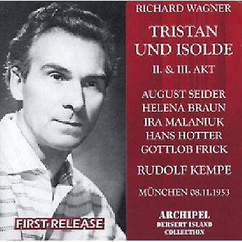 Wagner / Kempe - Tristan & Isolde: Akt 2 & 3 S [CD] USA import