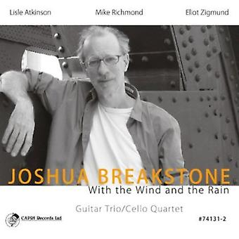 Joshua Breakstone - With the Wind & the Rain [CD] USA import