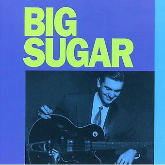 Stort sukker - store sukker (genudgivelsen) [CD] USA importerer