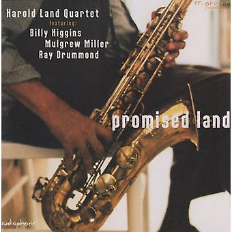 Harold Land - forjættede Land [CD] USA import