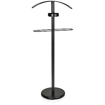 Andrea House Galan Metal Negro Ø11X110Cm (Home , Decoration , Crutches)
