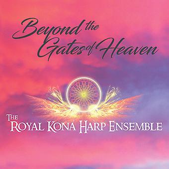 Roayl Kona Harp-Ensemble - buiten de poorten van de hemel [CD] USA import