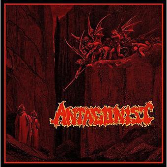 Antagonist - Damned & Cursed til liv på jorden [CD] USA importerer