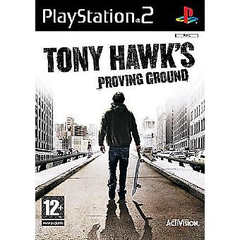 Tony Hawk: Proving Ground (PS2) (usato)
