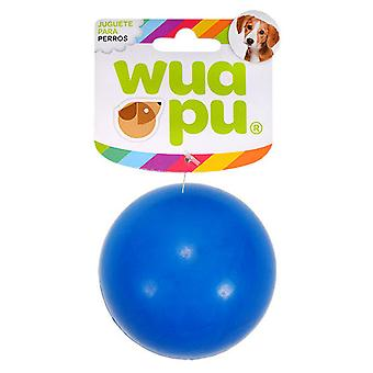 Wuapu 8 cm rubber ball (Dogs , Toys & Sport , Balls)