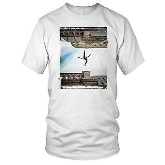 Parkour Street Running Mens T Shirt