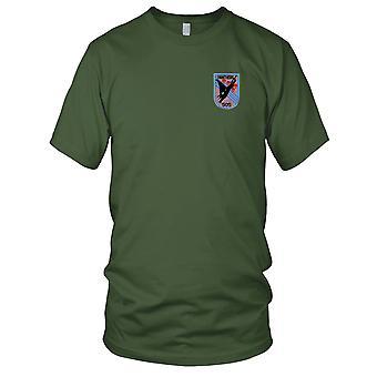 Estados Unidos Ejército regimiento de infantería aerotransportada - 505th bordado parche - panteras las señoras T Shirt