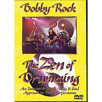 Bobby Rock - Zen of Drumming [DVD] USA import