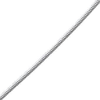 Snake - 925 Sterling sølv enkelt kæder - W23877X