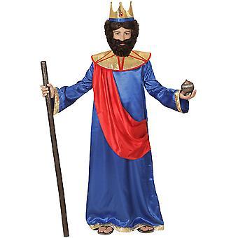 Børns kostumer bibelsk konge kostume til børn