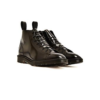 Dr Martens Made In England Classic Monkey Boot Black