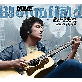 Mike Bloomfield - Live at McCabe's Guitar Workshop January 1 1977 [Vinyl] USA import