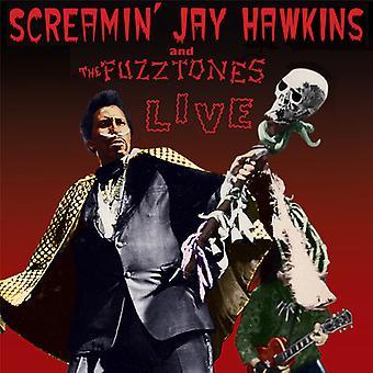 Hawkins * Screamin Jay / Fuzztones - importar de USA Live [CD]