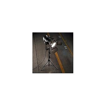 Ideal Lux Movie Prop Style Metallic Tripod Floor Lamp With Turnable Wings