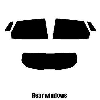 Pre corte tintado - ventanas de Vauxhall Grandland X - 2018 y nuevos - posterior