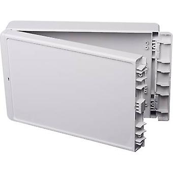 Wall-mount enclosure, Build-in casing 170 x 271 x 60 Acrylonitrile butadiene styrene
